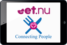 Eet.nu Connecting Peoplez