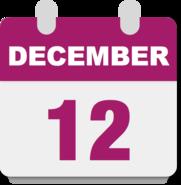 Logo Culinaire Agenda December